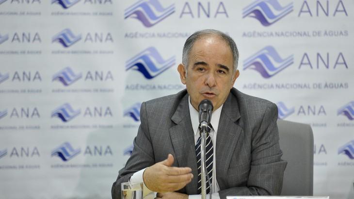 Agência Nacional de Águas Vicente Andreu