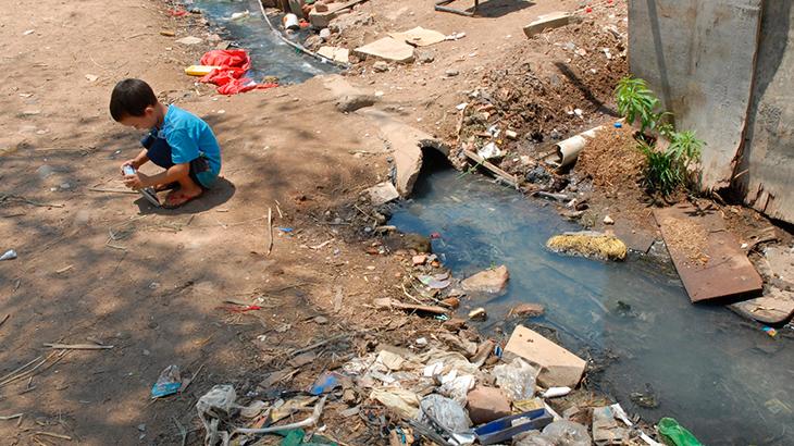 Brasil vive aparteid de saneamento